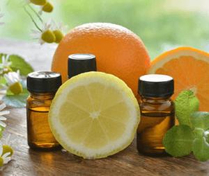 オレンジの精油